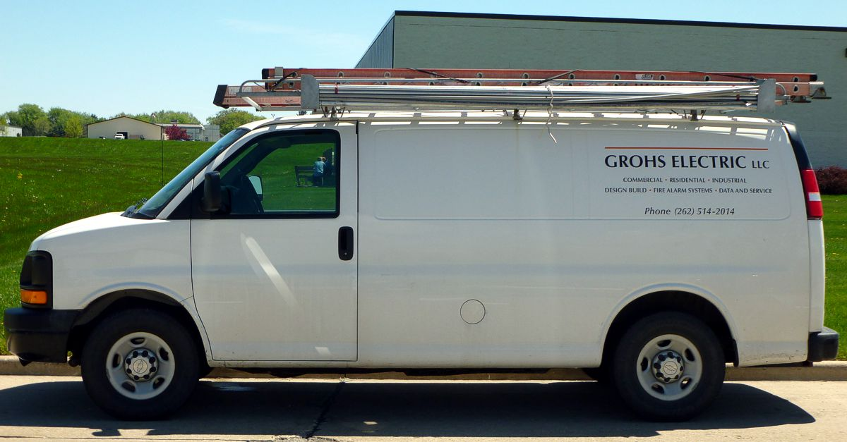 Grohs Electric is an Electrical Contractor located in Racine County WI